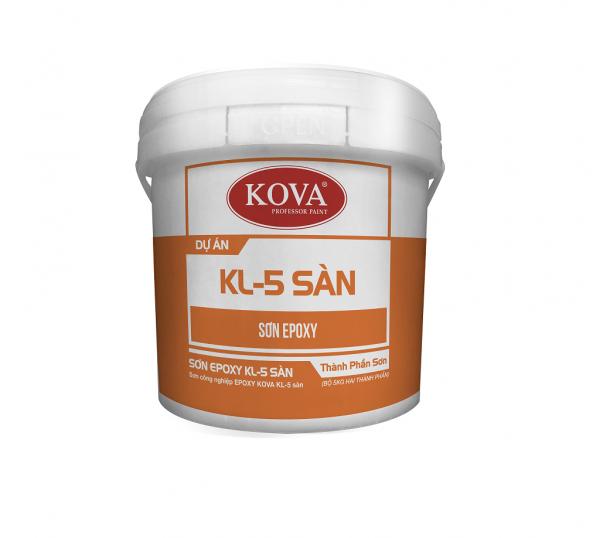 EPOXY KOVA KL-5 cho sàn